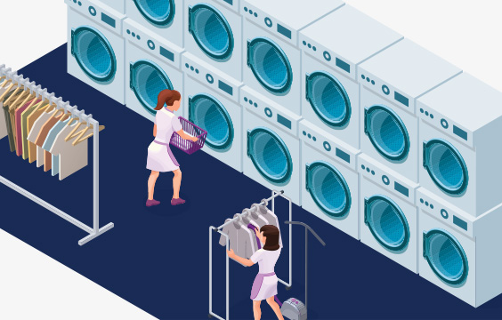 Laundry Management Systems (LMS)